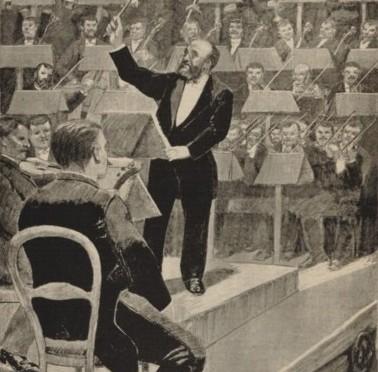 Le répertoire des programmes des Concerts Lamoureux