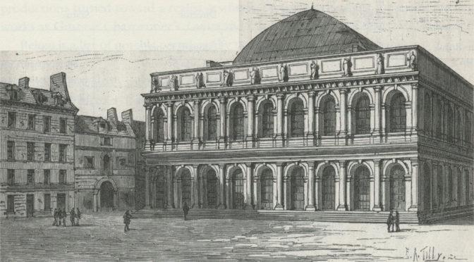 Les trois concerts Wagner au Théâtre-Italien en 1860