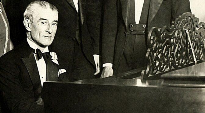 Le <em>Bolero</em> de Maurice Ravel