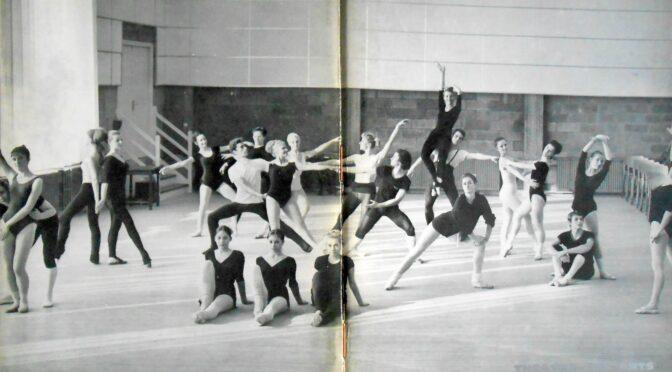 Les spectacles de danse au Théâtre des Arts (1962-1997)