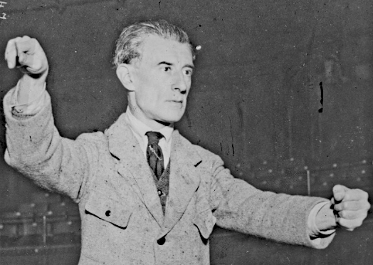 Maurice Ravel chef d'orchestre (1899-1934)