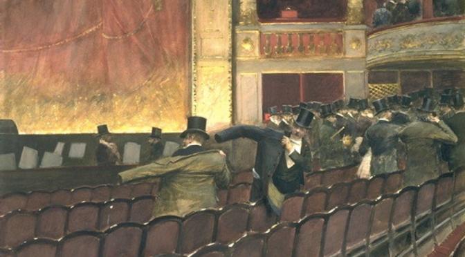 Les Critiques dramatiques dans les journaux et les revues (1875-1914)